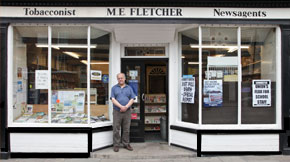 Fletchers Newsagents Leominster