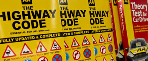 Hoghway Code and Theory Test Books