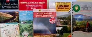 Herefordshire Walking Books